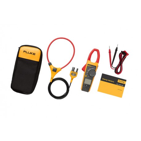 MULTIMETER WITH CURRENT LOOP - (FLUKE 376) - RENTAL