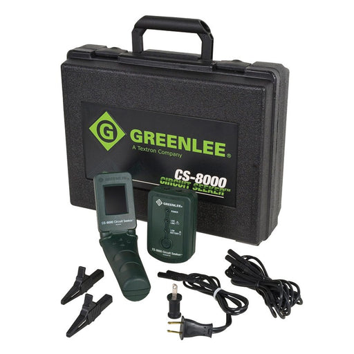 CIRCUIT SEEKER CS - (GREENLEE 8000) - RENTAL
