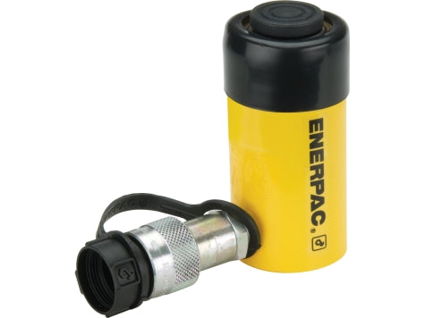 10 TON CYLINDER, SINGLE ACTING - (ENERPAC RC102) - RENTAL
