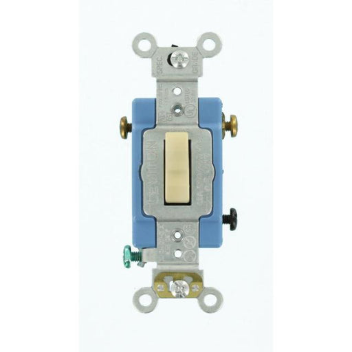 15A White Switch 347V 3-Way - Miscellaneous - (I-3713-BR)