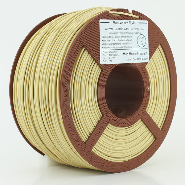 Woodchip Mad Maker PLA+ 1.75mm