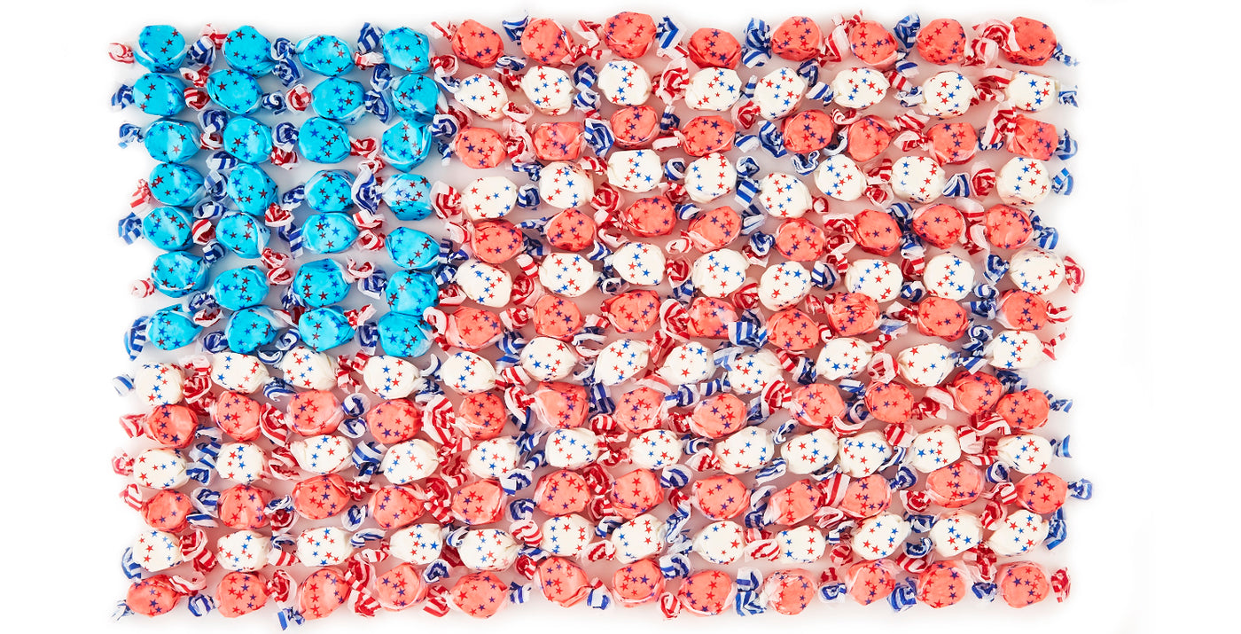 Get Bulk Patriotic Candy for Your July Festivities - Sweet Candy Company