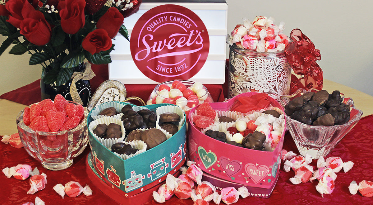 Make Your Own Chocolate Candy Box For Valentine S Day Sweet Candy