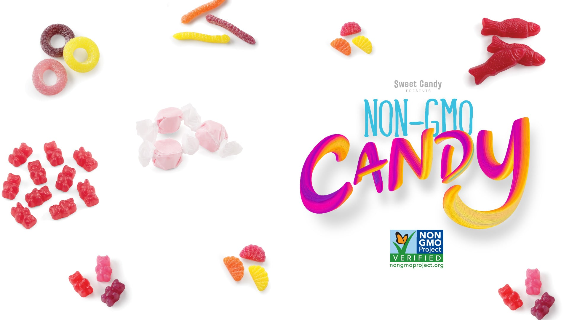Sweet's Non-GMO Project Verified Candy