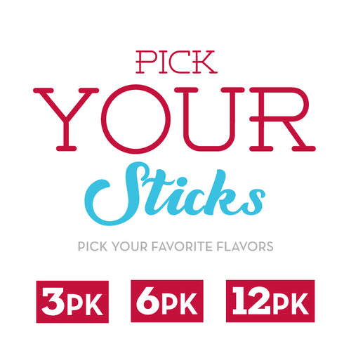 Pick Your Sticks