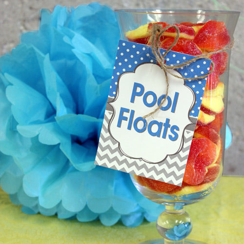 Lemonade Ring Pool Floats