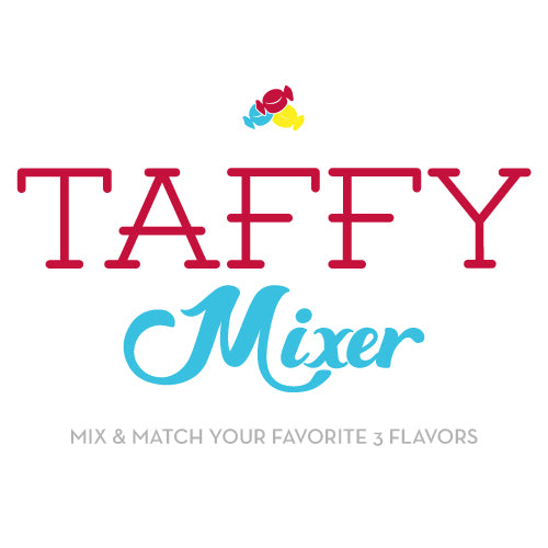 Taffy Mixer - Mix and Match your Favorite 3 Flavors