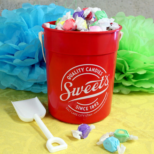 Sweet Candy Taffy Bucket
