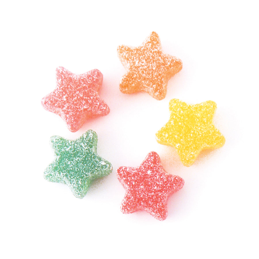 Assorted Sour Stars