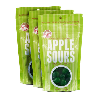 Sweet's Apple Sours - 3 Pack