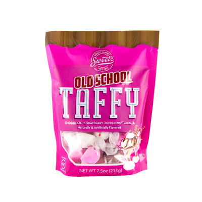 Sweet's Old School Taffy 7.5oz Bag