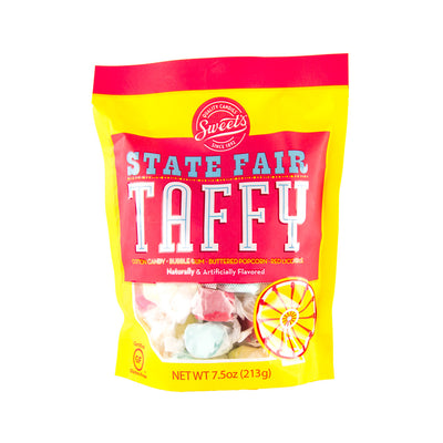 Sweet's State Fair Taffy 7.5oz Bag