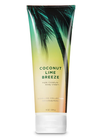 Coconut Lime Breeze - Body Cream