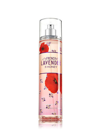 French Lavender & Honey Fragrance Mist