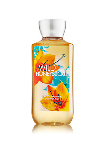 Shower Gel - Wild Honeysuckle
