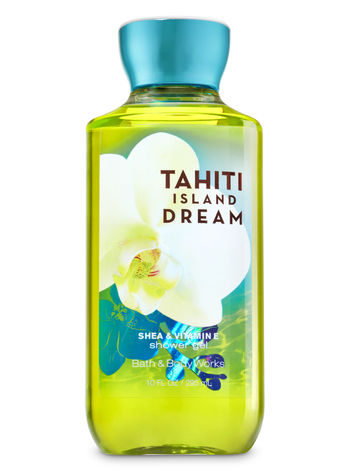 Shower Gel - Taihiti Island Dream
