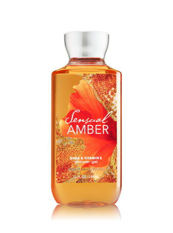 Shower Gel - Sensual Amber