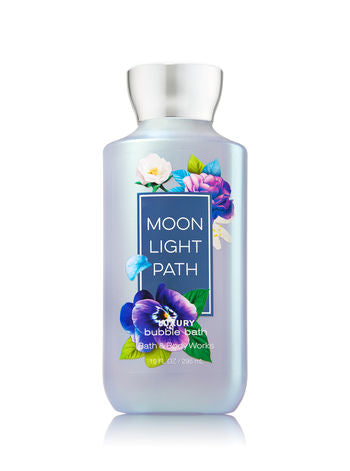 Bubble Bath - Moonlight Path