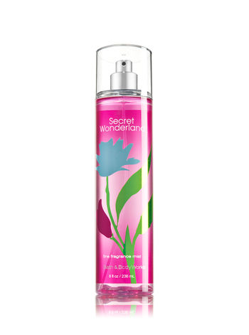 Secret Wonderland Fragrance Mist