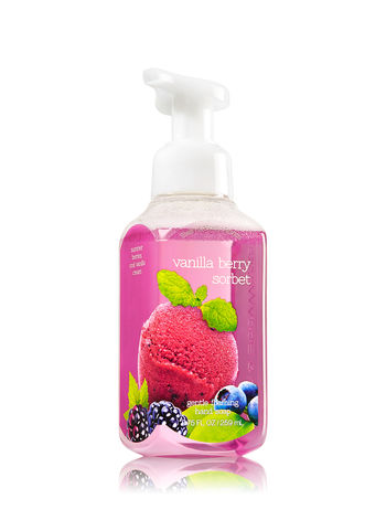 Vanilla Berry Sorbet Foaming Hand Soap
