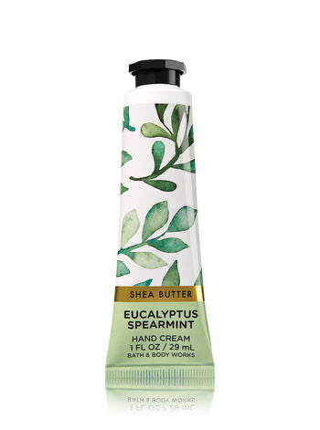 Nourishing Hand Cream - Eucalyptus Spearmint
