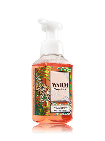 Foaming Hand Soap - Warm Mango Sunset