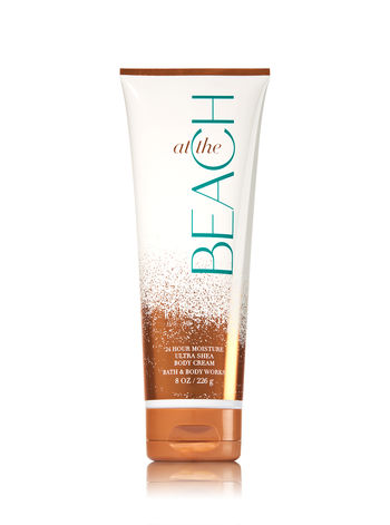 Body Cream - At The Beach