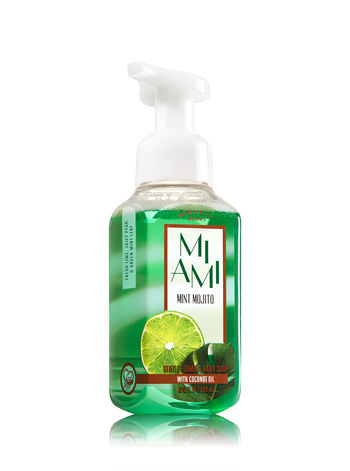 Miami Mint Mojito Foaming Hand Soap