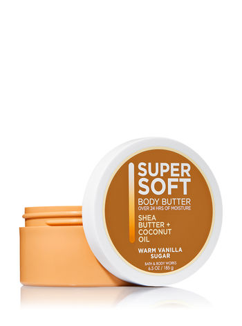 Body Butter - Warm Vanilla Sugar