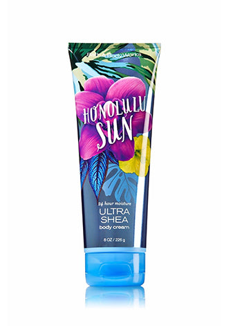Body Cream - Honolulu Sun