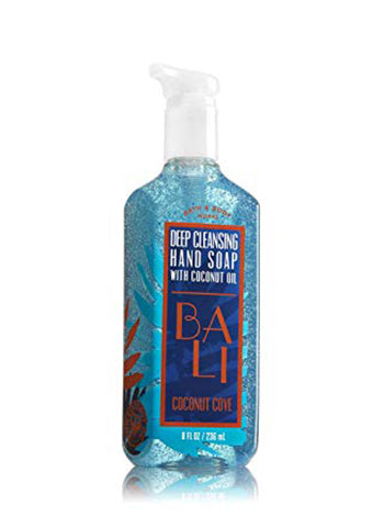 Bali Coconut Cove Deep Cleansing Hand Soap