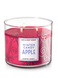 3 Wick Candle - Winter Candy Apple