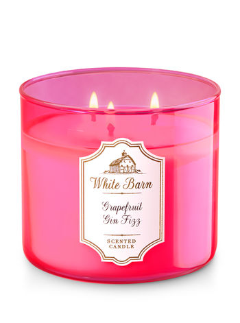 3 Wick Candle - Grapefruit Gin Fizz