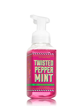 Twisted Peppermint Foaming Hand Soap