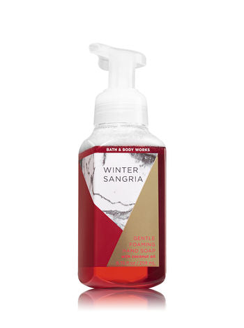 Foaming Hand Soap - Winter Sangria