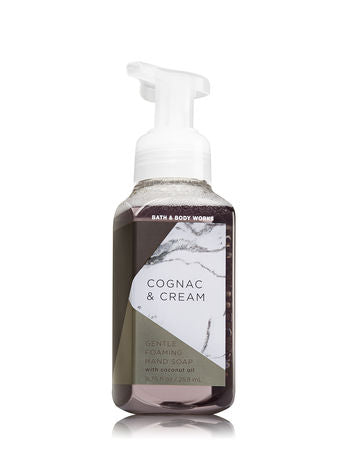 Cognac & Cream Foaming Hand Soap