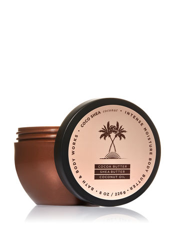 Body Butter - Cocoshea Coconut