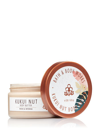 Kukui Nut Body Butter