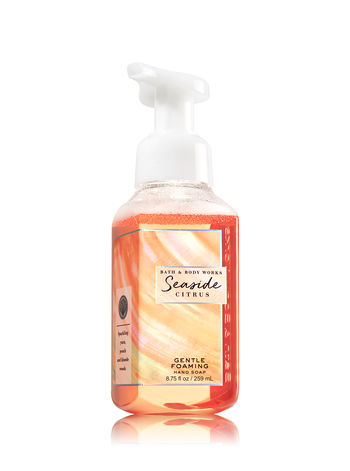 Foaming Hand Soap - Seaside Citrus