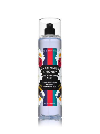 Chamomile & Honey Fragrance Mist