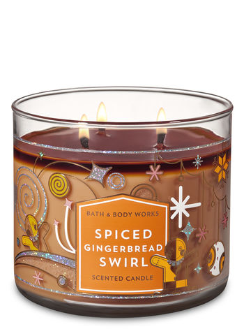 3 Wick Candle - Spiced Gingerbread