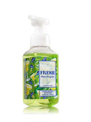 Fresh Melon Margarita Foaming Hand Soap