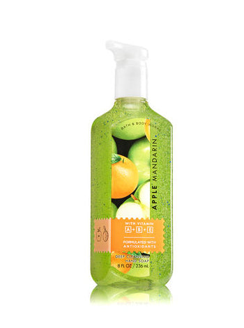 Apple Mandarin Deep Cleansing Hand Soap