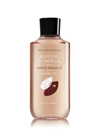 Shower Gel - Almond & Vanilla