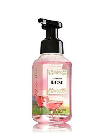 Raspberry Rose Foaming Hand Soap