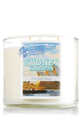 Sydney Harbour 3 Wick Candle