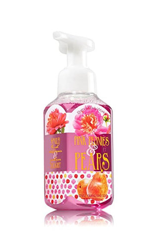 Pink Peonies and Pears Foaming Hand Soap