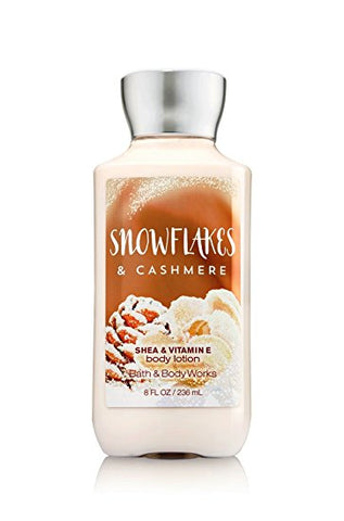 Snowflake and Cashmere Body Lotion