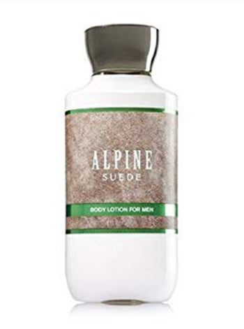 Mens Body Lotion - Alpine Suede