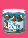 Coconut Water 3 Wick Candle